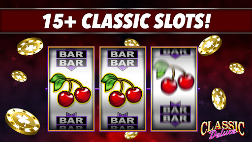 Slots Classic: Free Classic Casino Slot Machines! 1.103 8