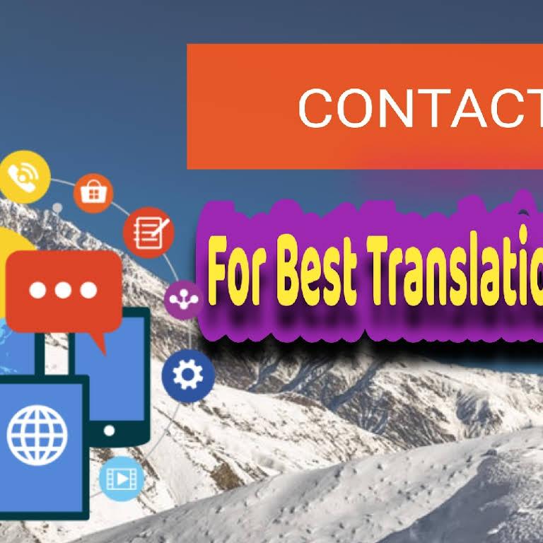 Translating editing service israel