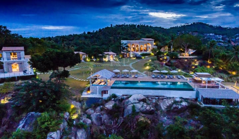 Propriété avec piscine Thaïlande