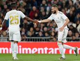 Vinicius Junior a déclaré que Karim Benzema est le joueur qui l'a le plus aidé depuis son arrivée au Real Madrid