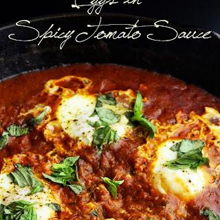 Asian Spicy Tomato Sauce Recipes