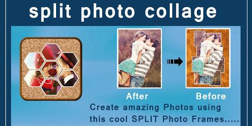 Photo Split Collage