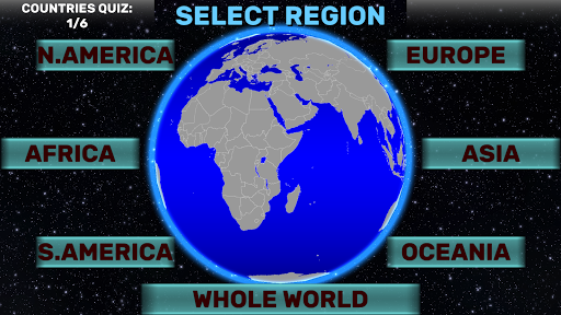 World Map Quiz: Coutries, Capitals, Flags  screenshots 20