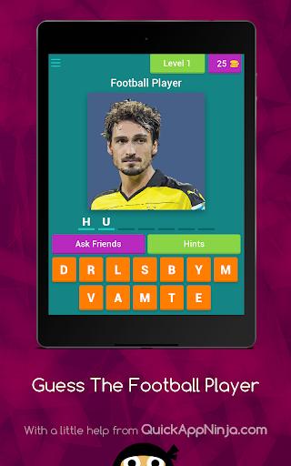 Guess The Football Player 3.19.6z screenshots 9