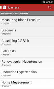 Hypertension Canada Guidelines- screenshot thumbnail