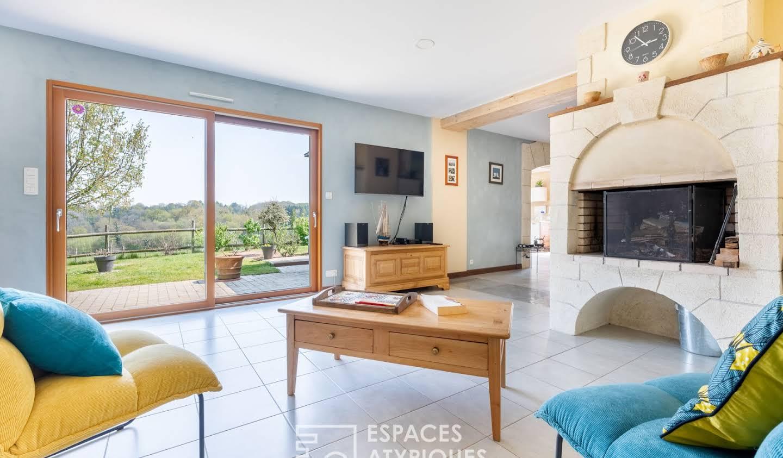 Maison avec terrasse La Bouëxière