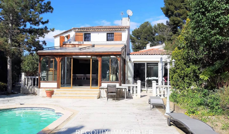 Villa avec piscine Marseille 12ème