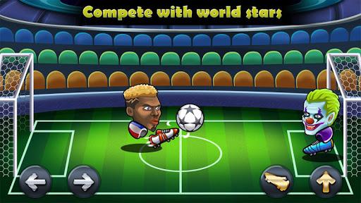 Head Soccer World Champion 1.0 screenshots 3