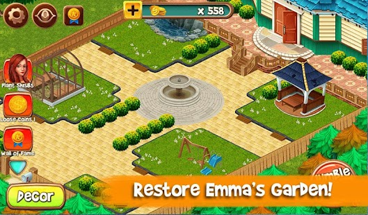 Home Makeover 3 - Free Hidden Object Garden Game - Android Apps On