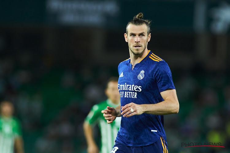 Nouveau coup d'arrêt pour Gareth Bale