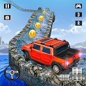 Real Jeep 4X4 SUV Offroad Stunt Driving games 2021 icon
