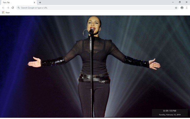 Sade New Tab & Wallpapers Collection