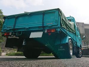 ダイナトラックのカスタム事例画像 MR-Sさんの2020年08月09日09:25の投稿