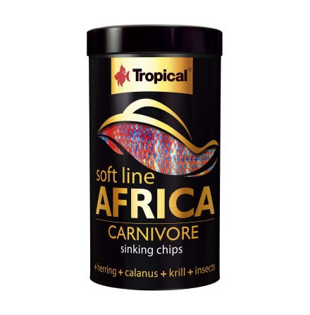 Tropical Soft Line Africa Carnivore 250ml/130g