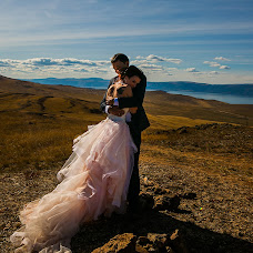 Wedding photographer Mikhail Zykov (22-19). Photo of 17.09.2017