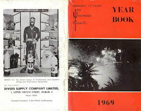 Photo: CFT Yearbook 1969, cover, front and back