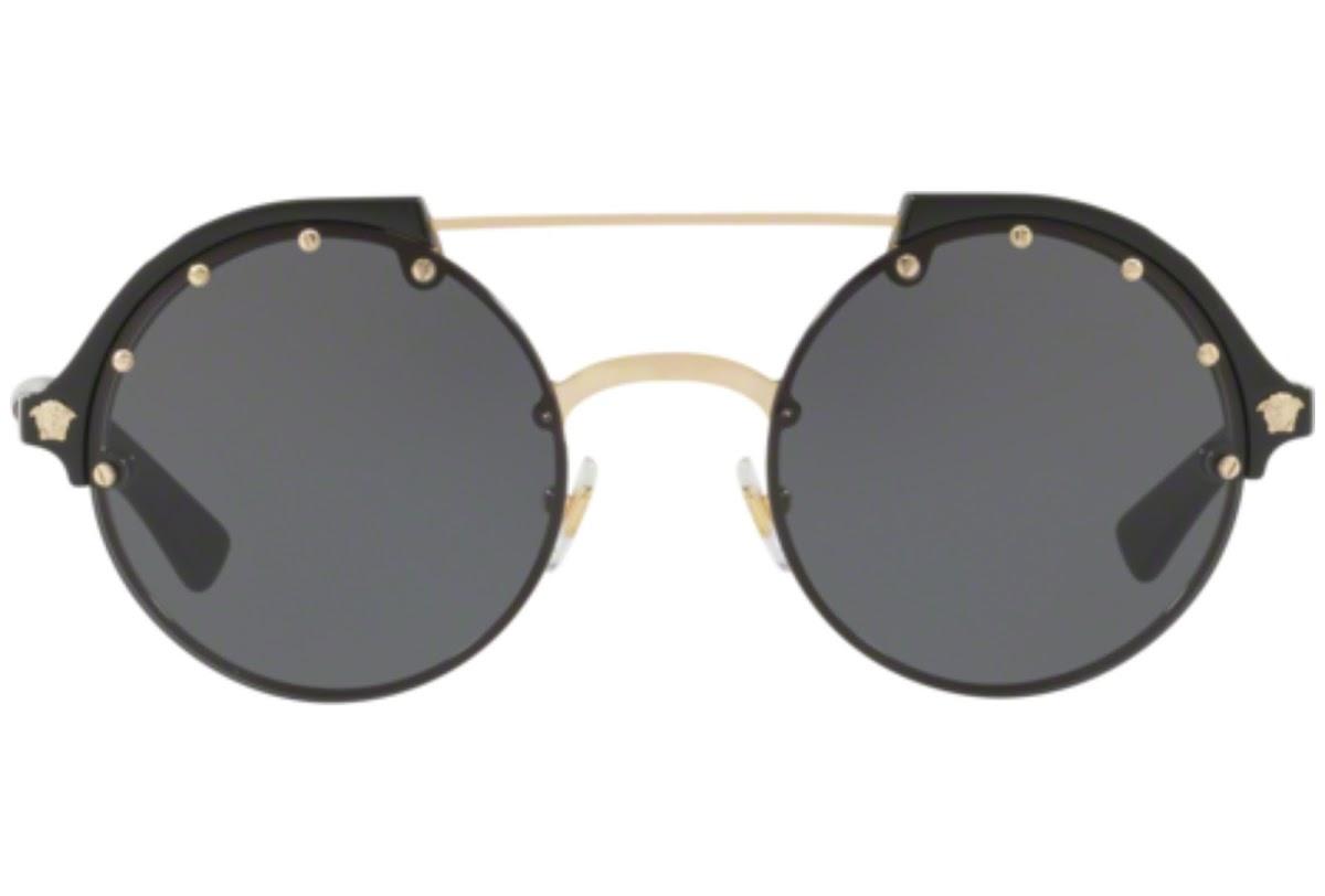 bace10f852 Buy VERSACE 4337 5320 GB1 87 Sunglasses