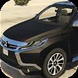Car Parking Mitsubishi Pajero Montero Simulator apk