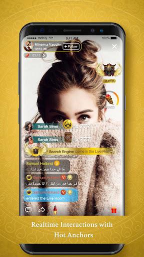 7Nujoom– Live Stream Video Chat & Random Chat Room 5.9.1.1 screenshots 2
