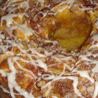 Easy Apple Coffee Cake.