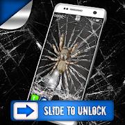 App Broken Glass Lock Screen APK for Kindle