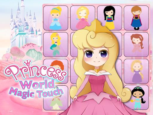 Princess World Magic Touch 1.2 screenshots 1
