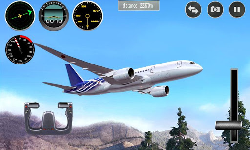 Plane Simulator 3D 1.0.6 Screenshots 6