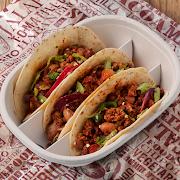 Vegan Chilli No Carne Tacos (VG)