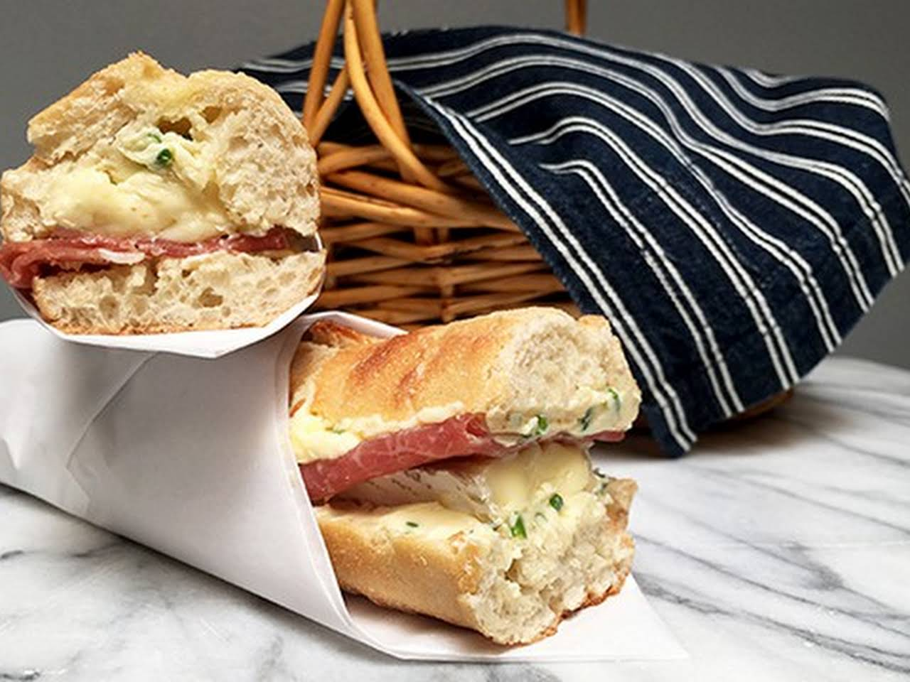 10 Best French Baguette Sandwich Recipes Yummly