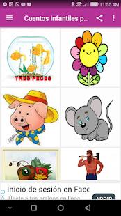 Download Cuentos infantiles  apk screenshot 2