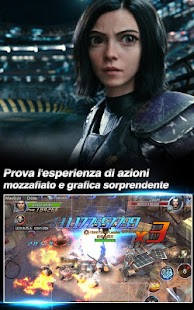 ALITA - ANGELO DELLA BATTAGLIA - The Game Screenshot