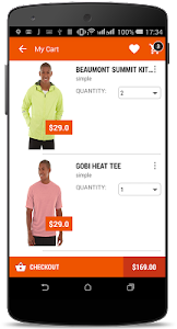 MagentoShop - Shopping App screenshot 5