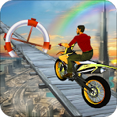 Motocross bike Racer: stunt games
