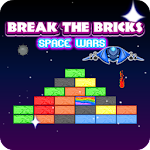 Break the Bricks: Space Wars Icon