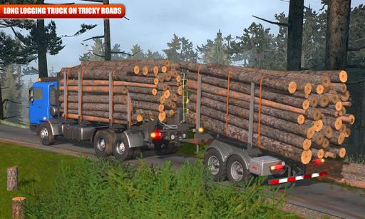 Offroad Cargo Truck Drive Simulator 2018 1.0 screenshots 17