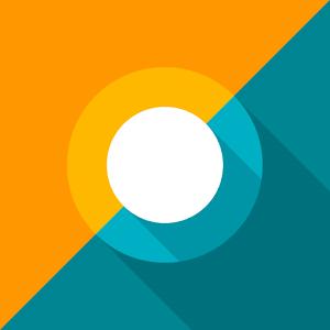 O8 Android Oreo 8.0 Icon Pack 1.3.1 by eytus logo