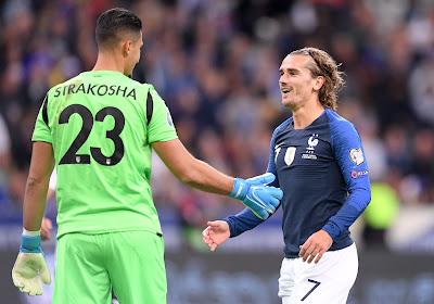 Le mea culpa d'Antoine Griezmann après France-Andorre