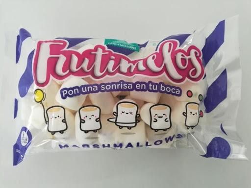 Caramelos Frutimelos Vainilla 200 Gr  Frutimelos