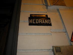 Photo: Where is Medrano?