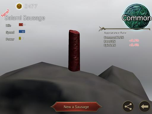 Sausage Legend - Online multiplayer battles apkpoly screenshots 10
