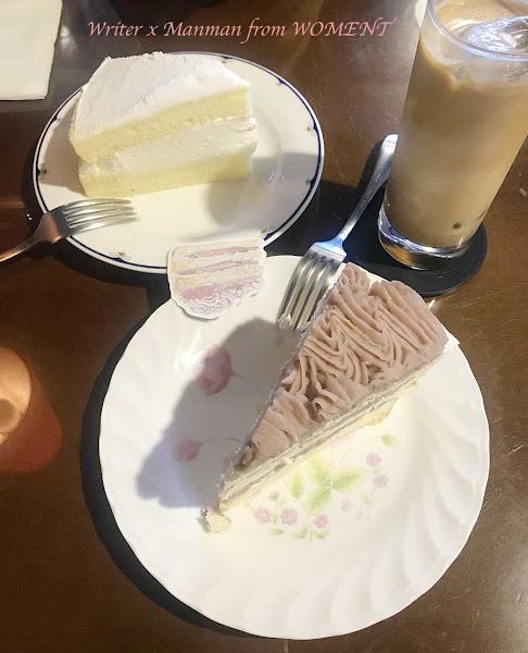 麵包廚房,聽說是台北最好吃的芋頭蛋糕!?特地來嚐鮮~