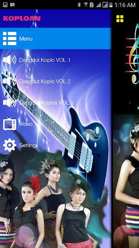 Top Dangdut Koplo 1.1 screenshots 3