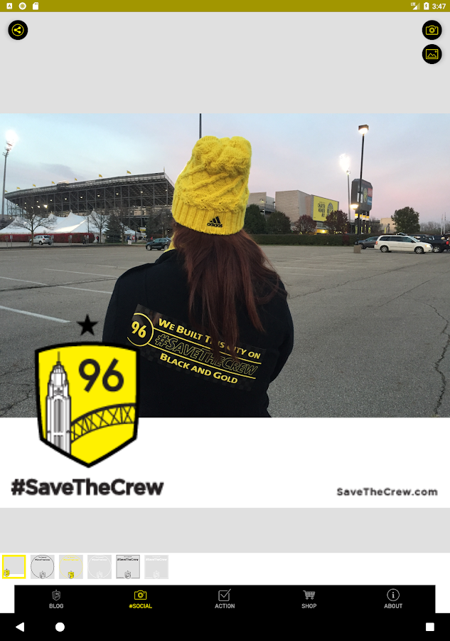 Save The Crew - Keep the Crew in Columbus- screenshot