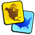 Countries of North America Quiz icon