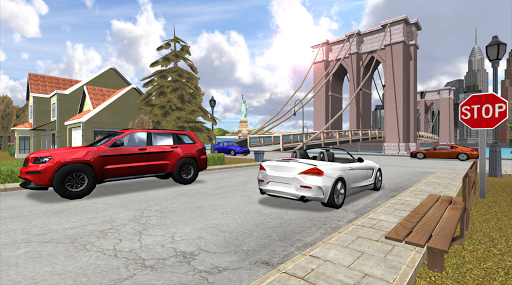 Car Driving Simulator: NY 4.17.1 screenshots 5