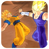 Goku Fighting Saiyan Warrior 2 Mod