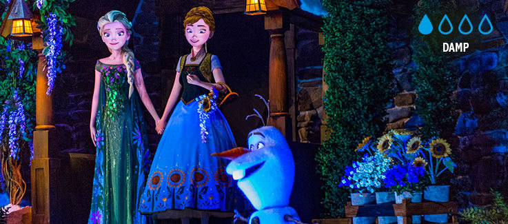 Frozen Ever After at Disney's Epcot