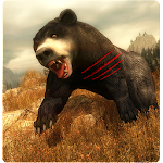 Angry Bear Wild Attack Icon