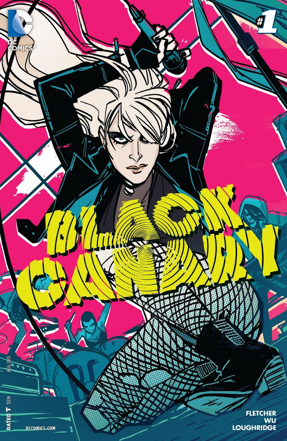 Black Canary (2015) - complete