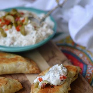 Olive Crema for Empanadas